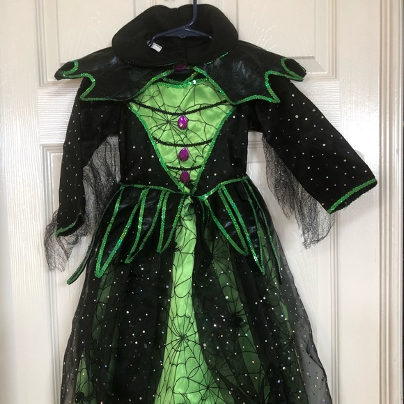 Disney Costumes | Lil Witch Gown | Poshmark